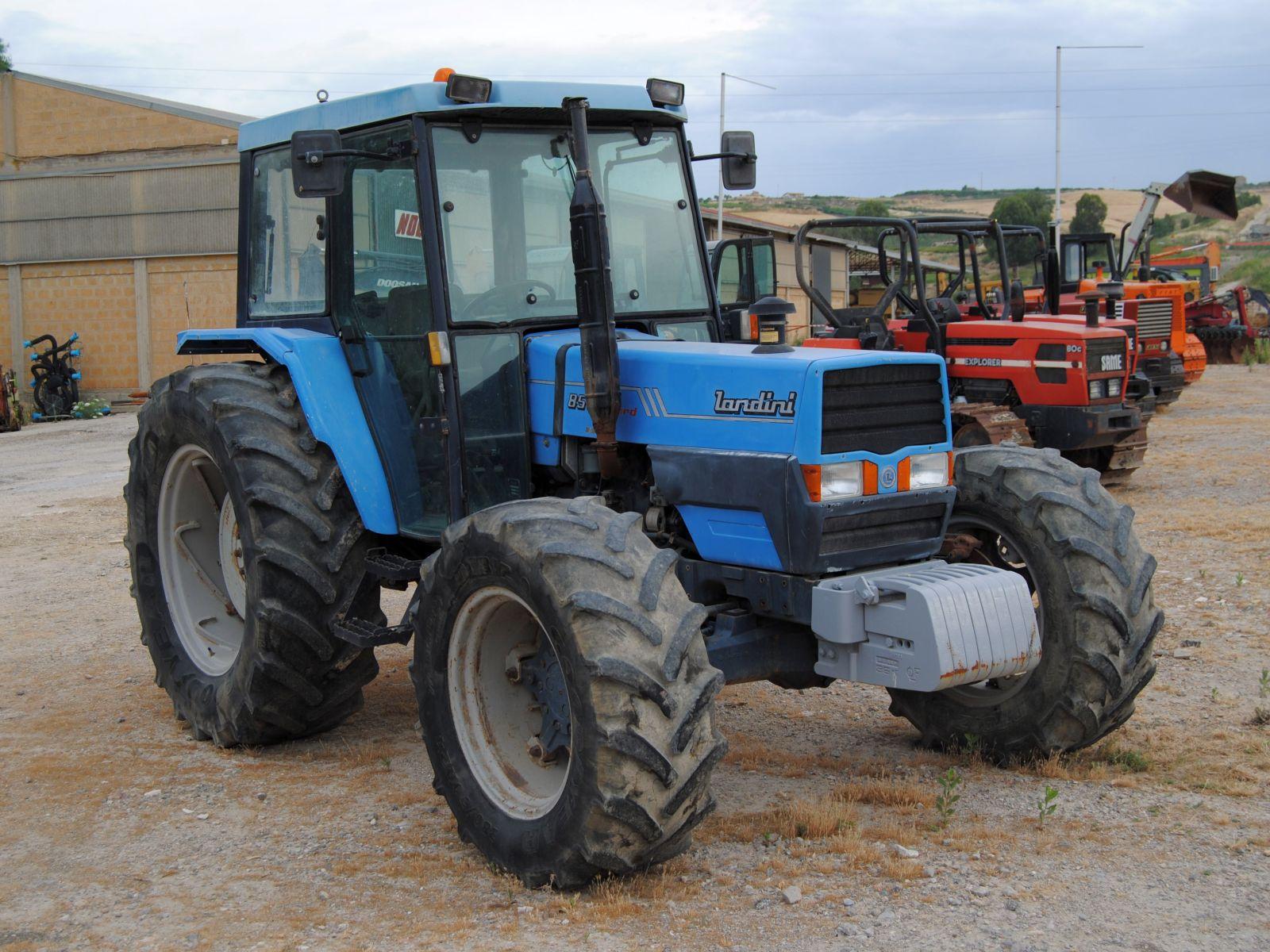 Trattore usato for Consorzio agrario piacenza trattori usati